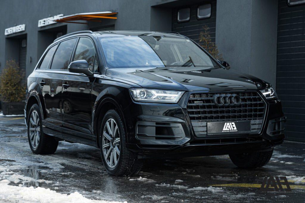 Audi Q7 Inozetek Black Out