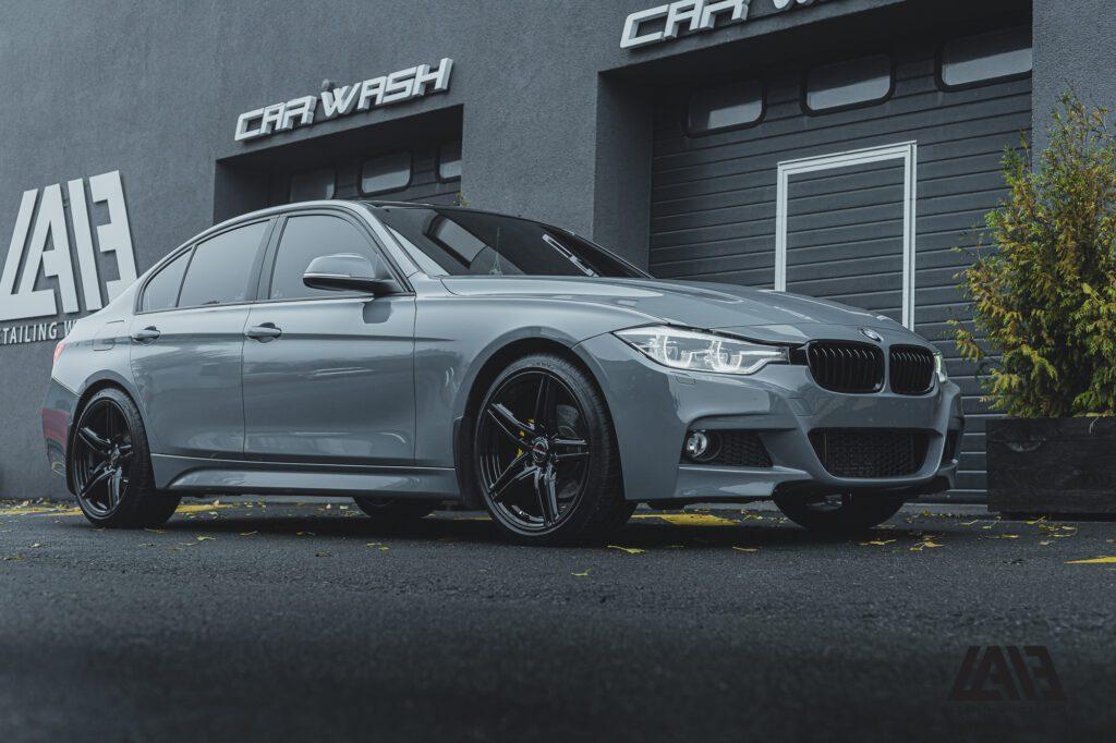 BMW F30 Inozetek Nardo Grey