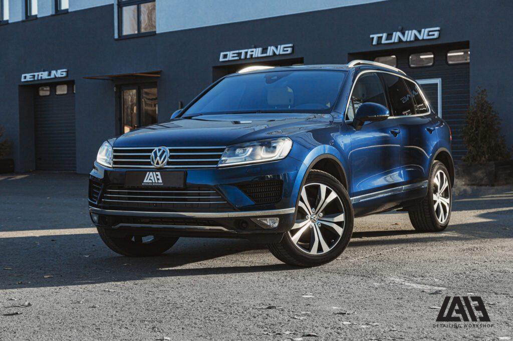 Volkswagen Touareg Inozetek Midnight Blue