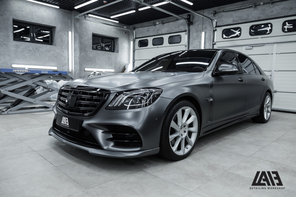 Mercedes Benz W222 Lorinser