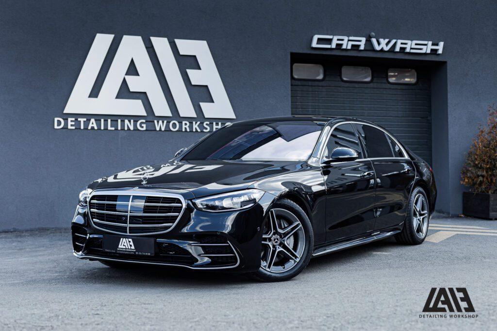 Mercedes Benz W223